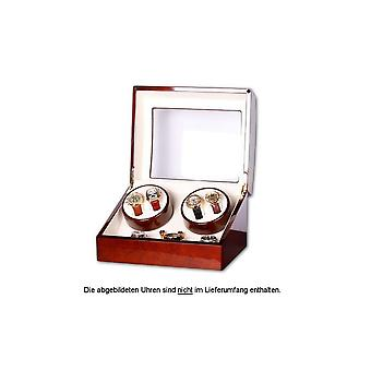 Portax Watchwinder Eleganza 4 watches Burlwood 1002323002