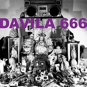 Davila 666 - Davila 666 [CD] USA import