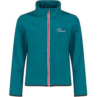 Dare 2b Boys & Girls Derive II Full Zip Lightweight Softshell Jacket