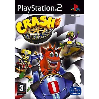 Crash Nitro Kart (PS2) - Usine scellée