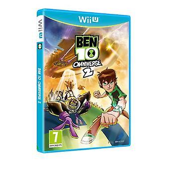 Ben 10 Omniversum 2 (Nintendo Wii U)-nieuw