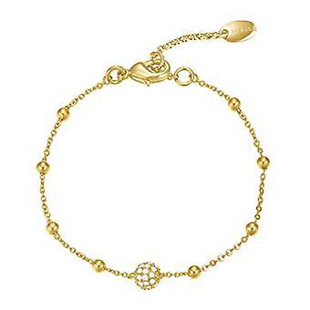 ESPRIT naisten rannerengas ruostumattoman teräksen kultaa cubic Zirkonia ESBR01889B160