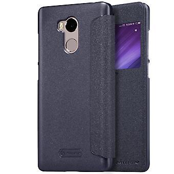 Nillkin smart cover black for Xiaomi Redmi 4 per bag sleeve case pouch protective