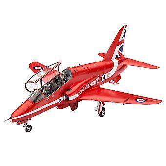 Revell 64921 1:72 BAe Hawk T.1 Red Arrows Plastic Model Kit