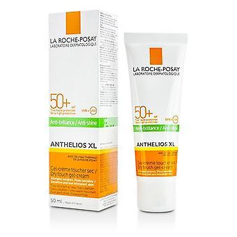 La Roche Posay Anthelios Xl 50 Anti-shine Dry Touch Gel-cream Spf 50+ - For Sun & Sun Intolerant Skin - 50ml/1.69oz