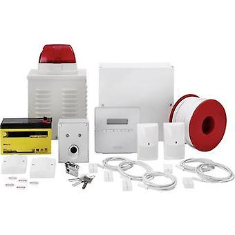 L'allarme ABUS A-4301 Terxon SX imposta le zone di allarme 8x cablate, 1x zona di manomissione
