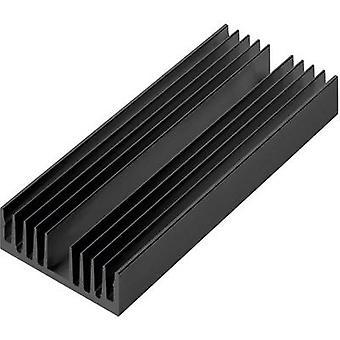 Pada Engineering 8495/75/N Pin heat sink 5.5 K/W (L x W x H) 75 x 60 x 20 mm