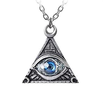 Alchemy Eye of Providence Pendant