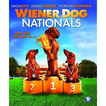 Wiener hund medborgare [Blu-ray] USA import