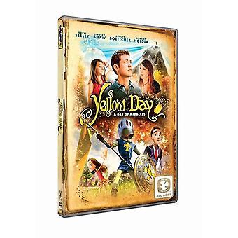 Gul dag [DVD] USA importerer
