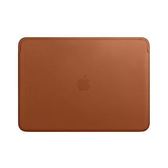 Apple Leather Sleeve for 13-inch MacBook Pro - Saddle Brown