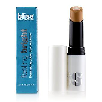 Bliss Feeling Bright Illuminating Under Eye Concealer - # Radiant Tan - 3.8g/0.13oz