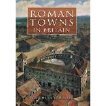 Roman miast w Wielkiej Brytanii przez Guy de la Bedoyere - 9780752429199 książki
