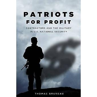 Patriots voittoa - urakoitsijoiden ja armeijan Yhdysvaltain kansallisen Se
