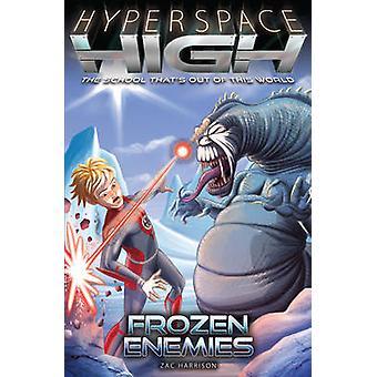 Frozen Enemies by Zac Harrison - 9781782020011 Book