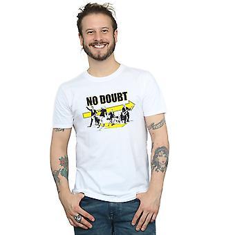 Sans aucun doute flèches Poster T-Shirt homme