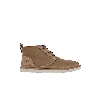 1020369CHE UGG Neumel sin forro cuero universal todos año hombres zapatos