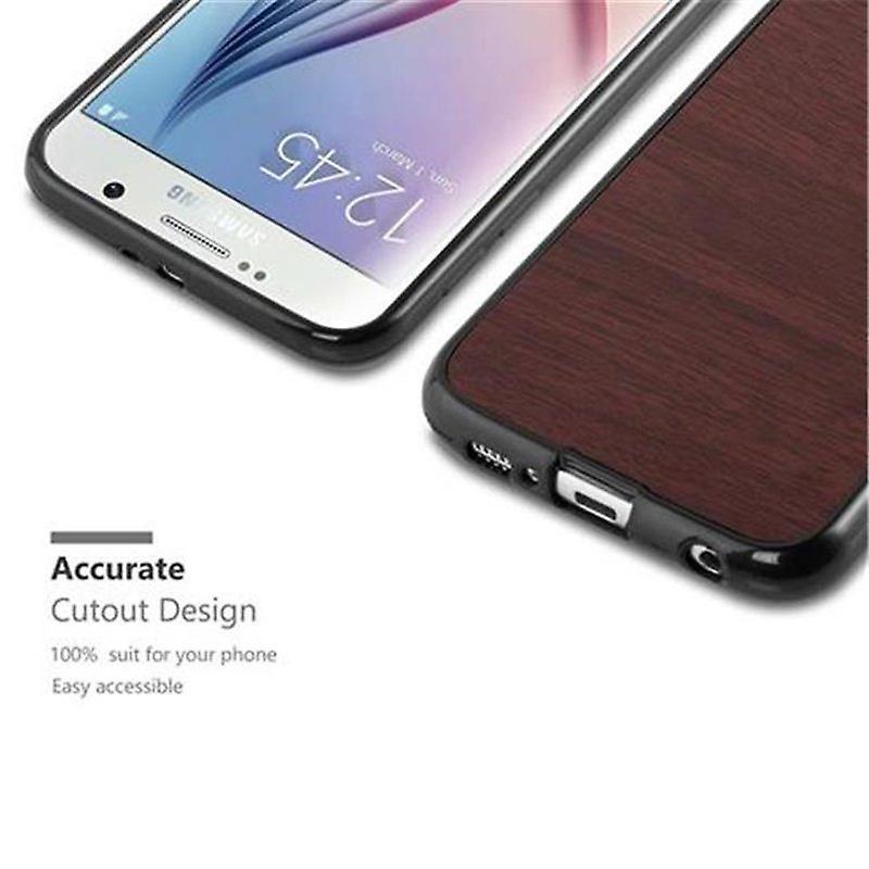 Cadorabo veske til Samsung Galaxy s6 tilfelle deksel