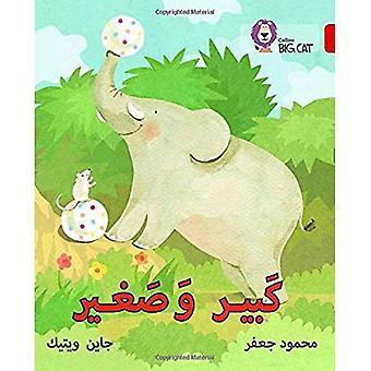 Collins Big Cat Arabisch - groß und klein: Stufe 2 (KG)