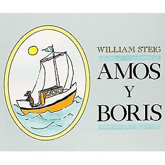 Amos y Boris: spanska pocketutgåva av Amos & Boris
