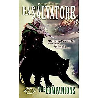 The Companions: The Sundering: Book I: (Dungeons & Dragons: Forgotten Realms: The Sundering)