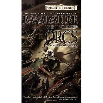 The Thousand Orcs (Hunter's Blades Trilogy)