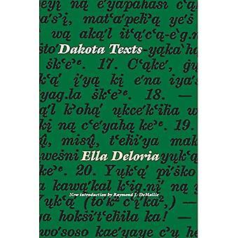 Dakota teksten