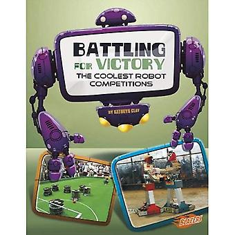 Battling for Victory (World of Robots)