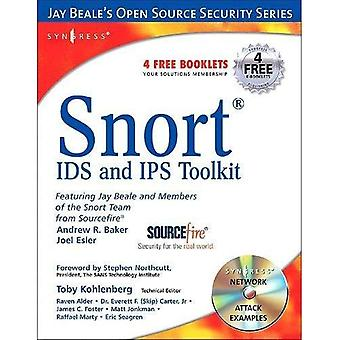 Snort Intrusion Detection and Prevention Toolkit (Jay Beale's Open Source Security) (Jay Beale's Open Source Security)