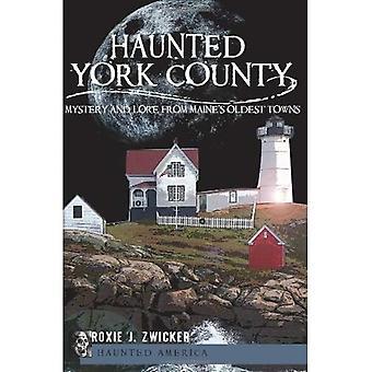 Condado de York assombrado: Mistério e Lore das mais antigas cidades do Maine