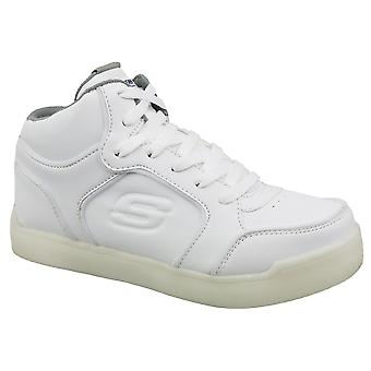 Skechers Energy Lights  90622L-WHT Kids sneakers