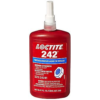 Loctite 242 Medium Strength Threadlock All Metal Adhesive Compound 250Ml