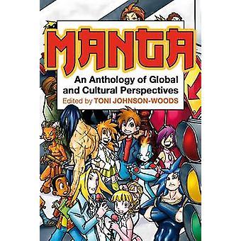 Toni JohnsonWoods luoma manga