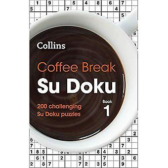 Kahvitauko Su Doku kirja 1:200 Su Doku haastava palapelit