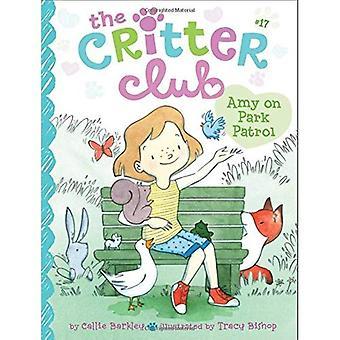 Amy sur Park Patrol (Critter Club)