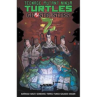 Teenage Mutant Ninja Turtles/Ghostbusters Band 2