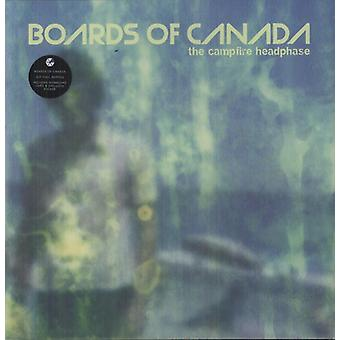 Boards of Canada - Campfire Headphase [Vinyl] USA import