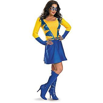 Woverine Lady Adult Costume