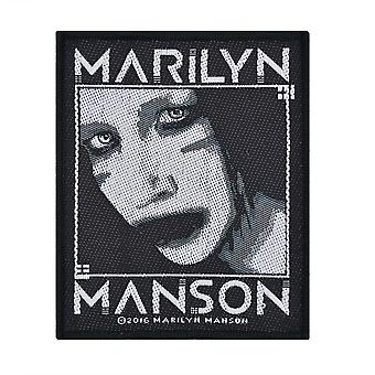 Marilyn Manson konna kudottu Patch