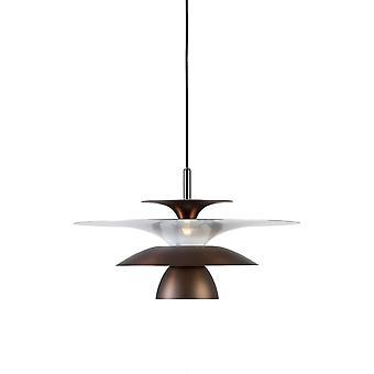 Belid - Picasso LED hänge ljus oxid avsluta 1416107