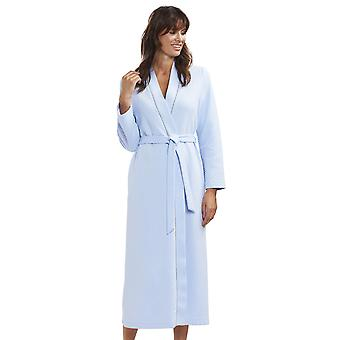 Rösch 1193137-10556 Women's New Romance Blue Dressing Gown