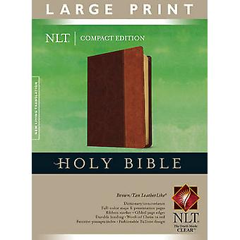 Large Print Compact Bible-NLT (2nd large type edition) - 978141431258