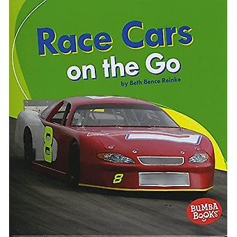 Race Cars on the Go by Beth Bence Reinke - 9781512482508 Book