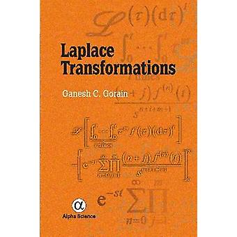 Laplace Transformations by Ganesh C. Gorain - 9781842659151 Book