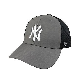 47 Marque MLB New York Yankees Grim Cap B-GRIMM17HYP-DY Unisex casquette