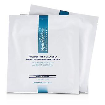 Hidropeptida polypeptide Collagel + linie de ridicare Hydrogel masca pentru fata (salon de marfuri)-12sheets