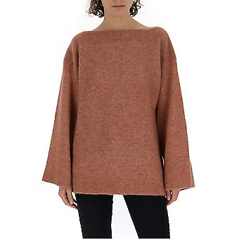 3.1 Phillip Lim 7153lvlpa802 Women's Orange Wool Sweater