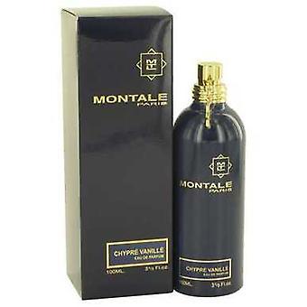 Montale Chypre Vanille Von Montale Eau De Parfum Spray 3.3 Oz (Frauen) V728-518259