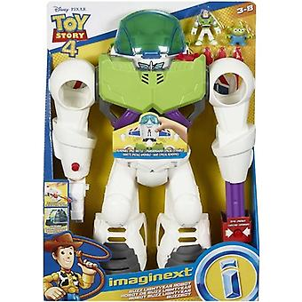 Toy Story 4-Imaginext Buzz Lightyear Robot