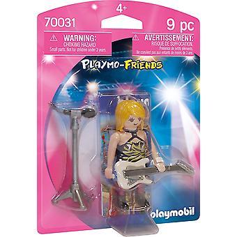 Playmobil 70031 Playmo Friends Rockstar